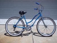 Restored O.G beach cruiser, comes with, original