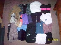 I HAVE A LOT OF WOMANS CLTHING FOR ONLY $50!!! $50