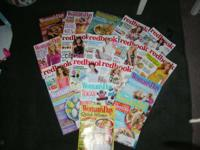 I have this years Woman's Day & Redbook magizines for
