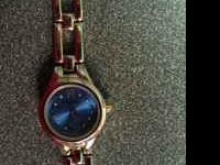 I have a womens Fossil Watch for sale. Nothing is wrong