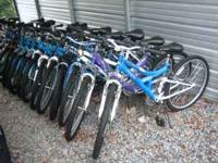"I have 12 New Women's 26"" Bicycles for Sale The price"