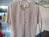 Women dresses size 13/14, blouses, sweaters and pants