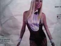 women small playboy bunny costume only worn once very