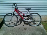 I have a good condition women's 18 speed roadmaster