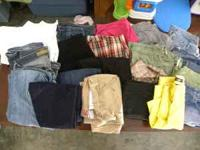 Tons of womens and juniors clothes for sale! Too many