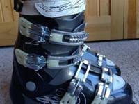 Atomic B-Tech 65 ladies's ski boots size 25.5 (304