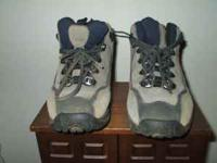 Pair of Bass Bingham Trail Shoes, Women's Size 5 1/2M.