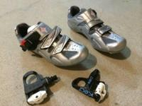 Specialized Women's BG Cycling Shoes- size 38-