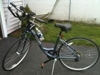 I am selling my fuji bicycle that is only 2 years old.