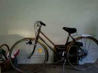 In very good condition- new tires, new tubes. Working