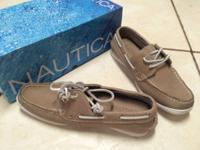 I have 2 pairs of Nautica boat shoes. Both women's size