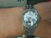 Women's Bulova watch from Jared. Paid 750.00 asking