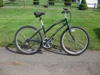 Women`s Wildwood comfort cruiser/ mountain bike in very