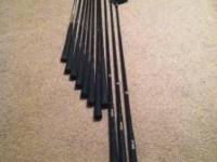 I have for sale a set of women's golf clubs, it has all