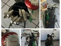 Brand = Tour Model II Clubs Included: Putter, P, 4, 5,