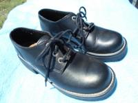 Like new, Women's Harley Davidson Oxford shoes. Size 8