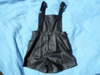 Harley Davidson Rompers Like new. Size: Medium Womens