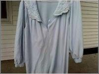 Women's Housecoats Size 1x $10.00 each CASH ONLY. To