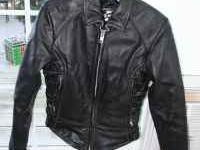 Women's small River Road leather coat. Worn only a few