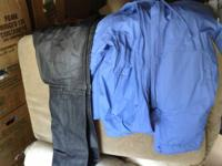 Look new black size 13/14 and 4 good coats (3) with