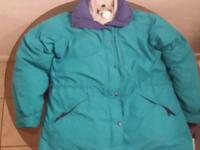Like New, LLBean Down Women's Parka, Size Large,