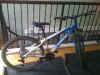 Women's Cannondale F7 Mountain Bike, size small. I am