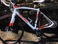 Specification Description Best use Road cycling Bike