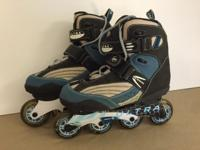 """These """"Ultra Wheels"""" roller blades have never been used"""