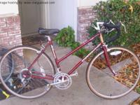 Women's Schwinn Traveler Road Bike.....12
