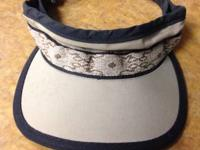 Near new Kavu Visor, sells online for $34 with tax and