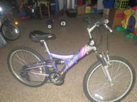 "Selling this Women's Tiara Pro Next 24"" Bicycle for"
