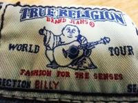 Billy is back in a rich wash and pronounced stitching
