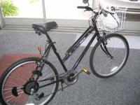 Ladies 5 speed automatic shift bicycle by Autobike,