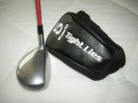 NEW ADAMS Tight Lies 5 wood , Adams SUPERSHAFT mid kick