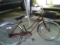 I have a womens murray monterey bike in very good