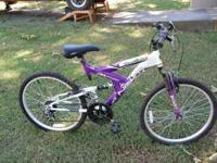 Womens bike for sale. Only ridden 3 times. Asking $75