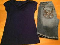 Womens garments lot size 4/6 and mediums. All are in