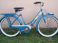 2002 Columbia Custom Deluxe 1950s Replica 125th