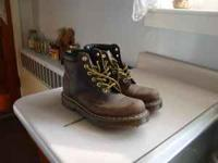 New womans size 8 Doc Martin boots. Paid $189, never