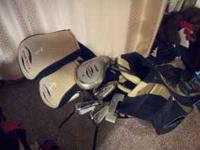 I am selling my 2010 Wilson Womens Tour Rx Golf Clubs