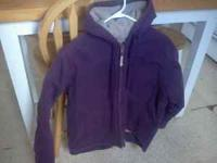For sale: Women's Large 14-16 Purple Berne Jacket with
