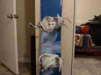 I have two snowboards for sale as well as bindings!!!