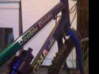 26 inch 15 speed, Magna Double Divide mountain bike.