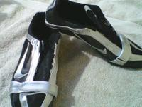 These are an older pair of Nike Track & Field Shoes
