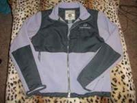 This is Purple and Grey. It is a Free Country Jacket