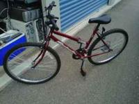 Women's Roadmaster Bicycle for sale $50.00 OBO. Hardly