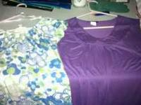 I have lots of womens shirt size small and medium that