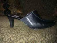 Womens size 8 open back dress shoes -  8 (Lockport) c6a6850a4
