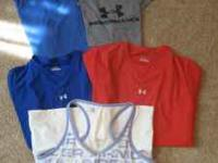 I am willing to break apart this lot of Under Armour