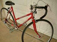 "Womens Vintage Schwinn ""World Sport"" Road Bike."